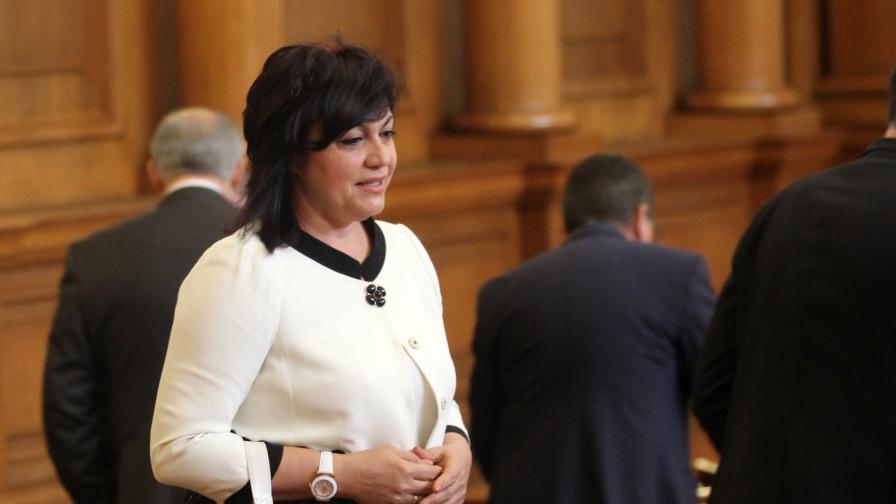 БСП атакува кабинета с вот на недоверие