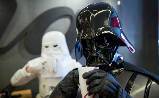 Star wars стана най-касовият филм в САЩ за всички времена
