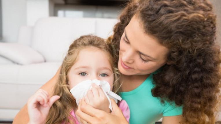 дете деца настинка