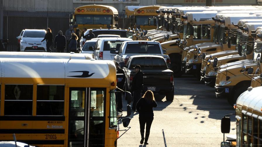 Терористична заплаха затвори училищата в Лос Анджелис