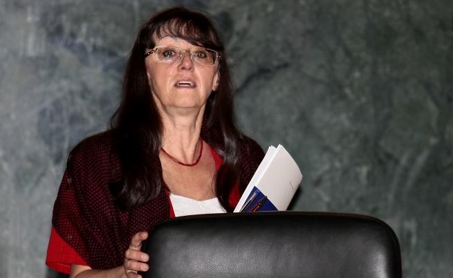 Куцкова: Незаконно е да се иска оставката на ВСС
