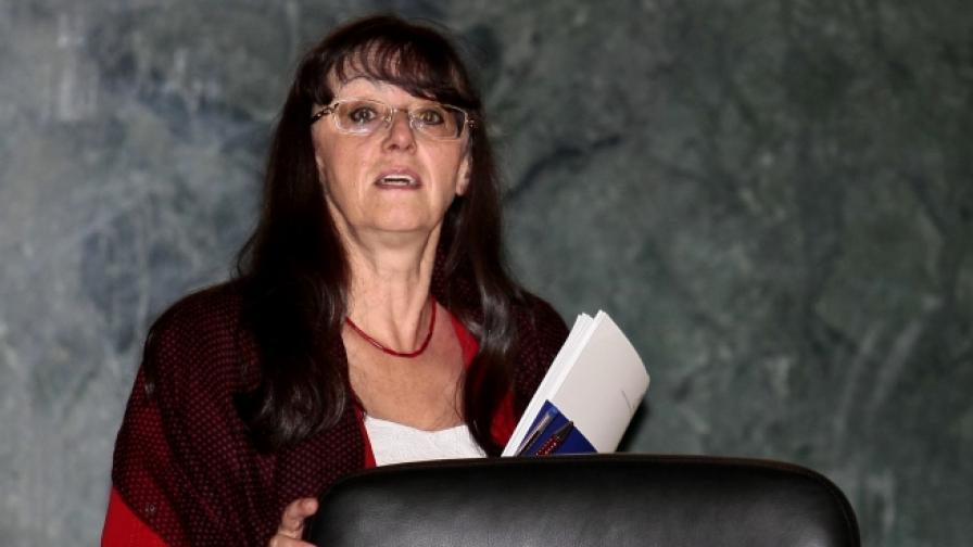 Съдия Нели Куцкова