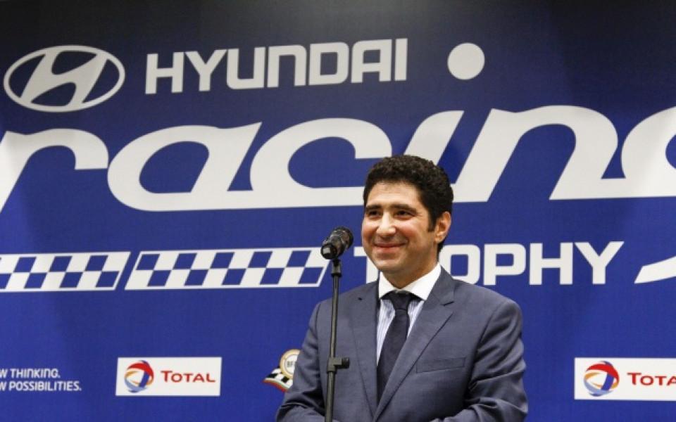 Стефан Митов: Отлично представяне на екипажите на Hyundai Racing Trophy в рали България