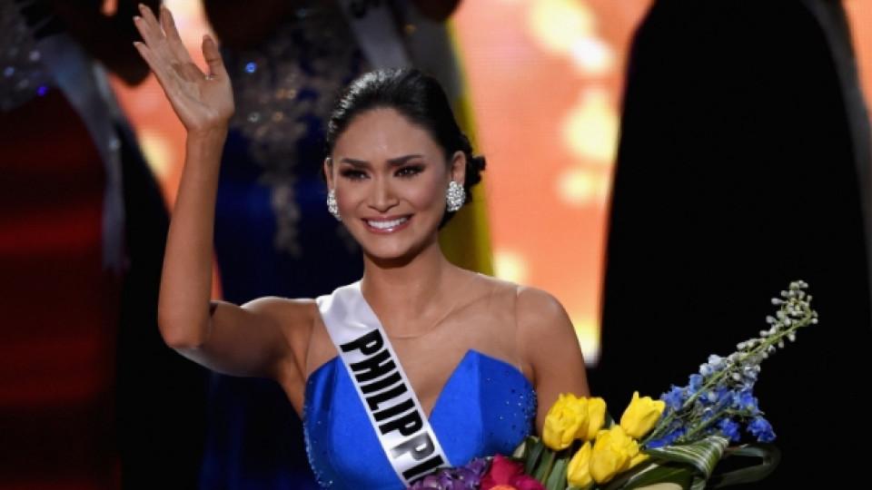 """""""Мис Вселена 2015"""" – Пия Алонсо Вурцбах от Филипините"""