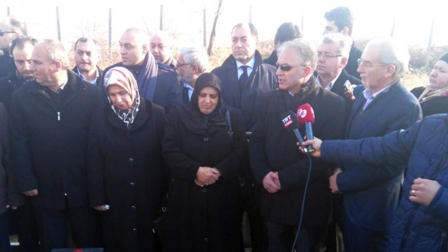 Местан бе на Тюркян чешма, турският министър - не