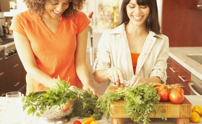 Учени: Здравословната храна ни прави по-дебели