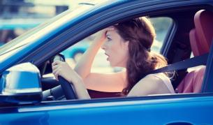 Скоростта и агресията са сред най-рисковите поведения на пътя