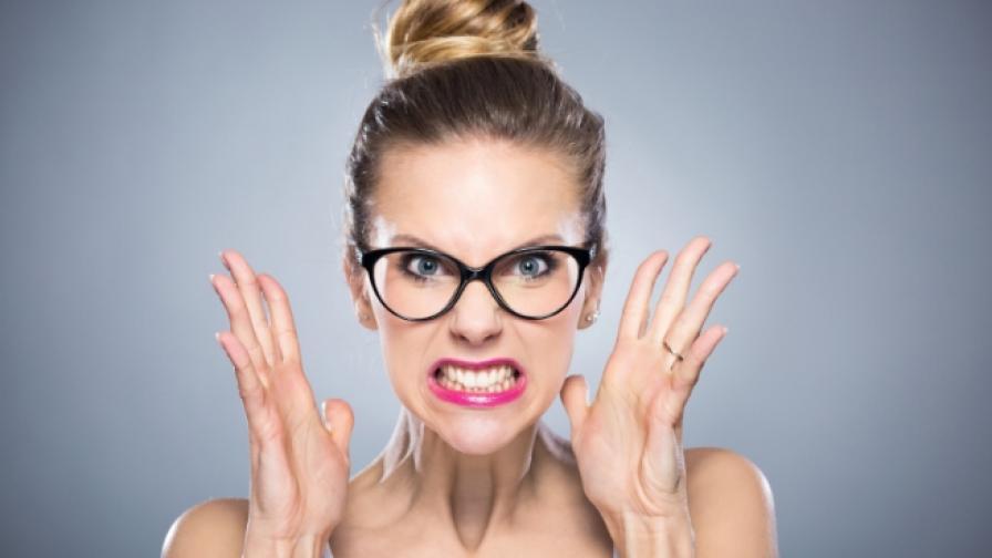 8 неща, които не трябва да правите, когато сте ядосани