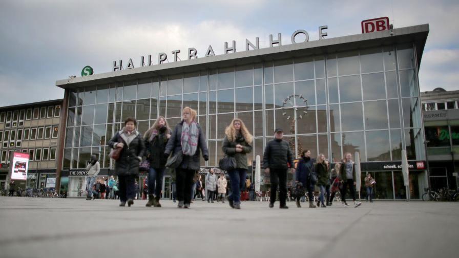 Първо обвинение за сексуално нападение в Кьолн