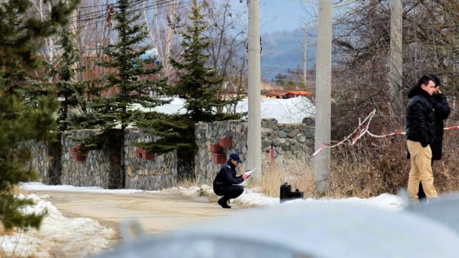 Прокуратурата: Антов е убит с два изстрела в главата