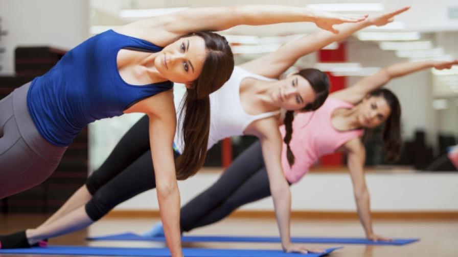 Йогалатес за здраво и красиво тяло (видео)