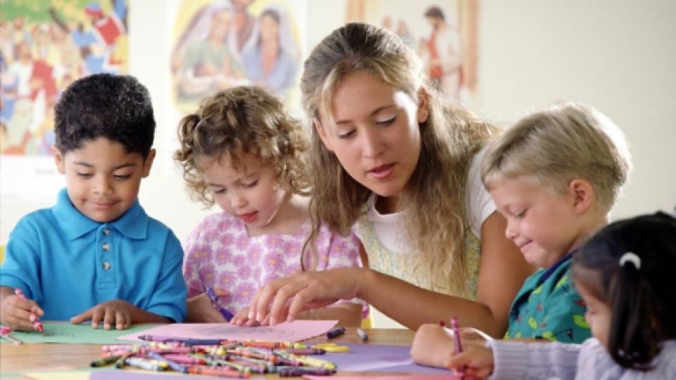 Защо боледуват децата в детските градини