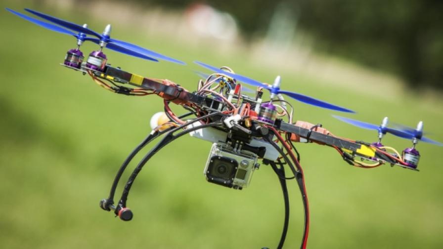 Увеличават се престъпленията извършени чрез дронове
