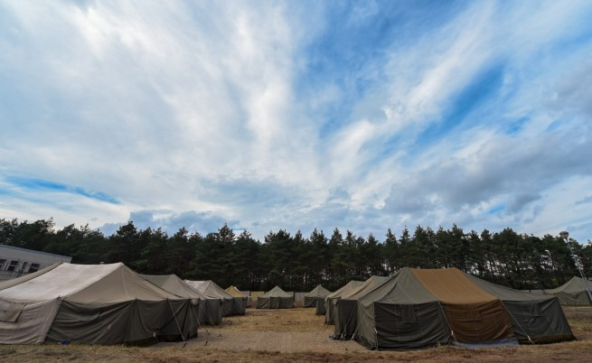 Бежански лагер в Чехия