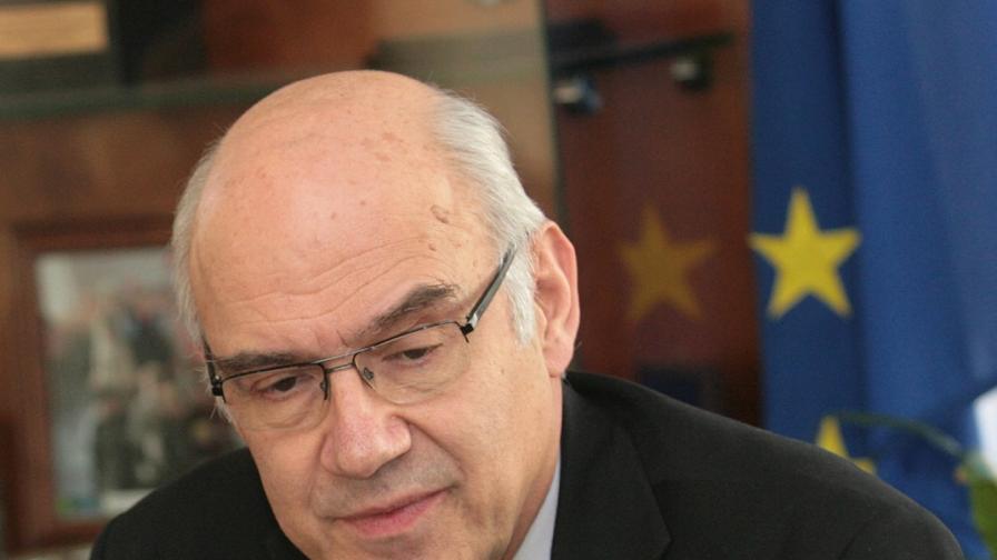Иванов прогнозира 20% по-евтин газ