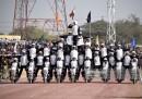 Каскада с мотори в Индия