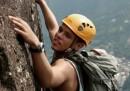 Как се променя тялото при скално катерене
