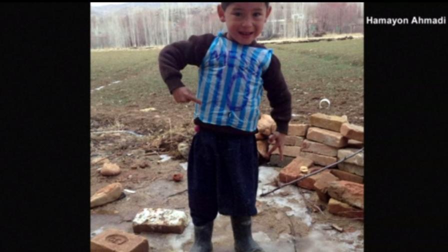 Меси от Афганистан развълнува мрежата