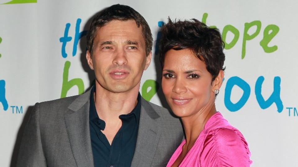 Оливие Мартинес и Холи Бери са заедно от 2010 г. насам