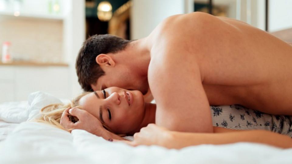 Секс или фитнес - кое гори повече калории?