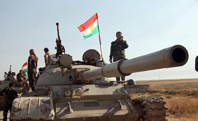 Иракски Кюрдистан иска референдум за независимост