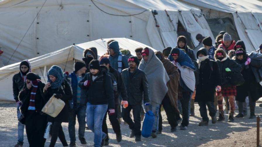 Коя страна какви мерки взима срещу миграцията