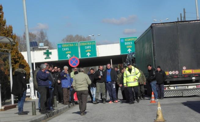 Българските превозвачи с колективен иск срещу Гъция