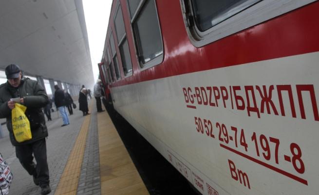 Наливат 224 млн. в БДЖ от концесията на Летище София