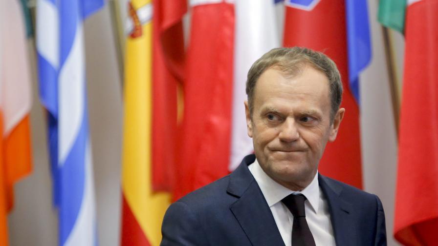 <p>Европейските лидери подписаха &bdquo;Брекзит&rdquo;, Борисов с позицията на България</p>