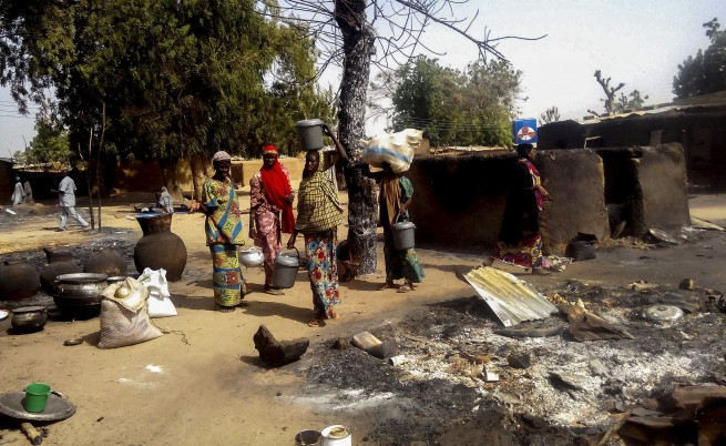 Две жени самоубийци избиха 58 души в Нигерия