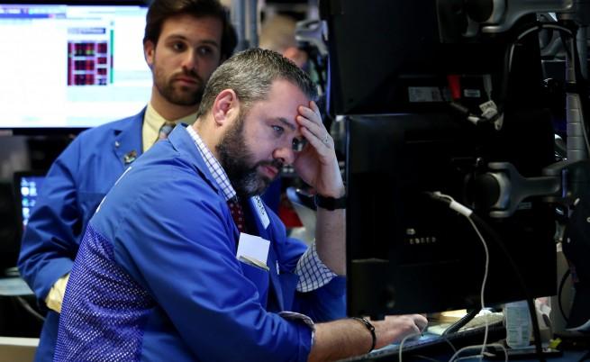 Срив на глобалните пазари