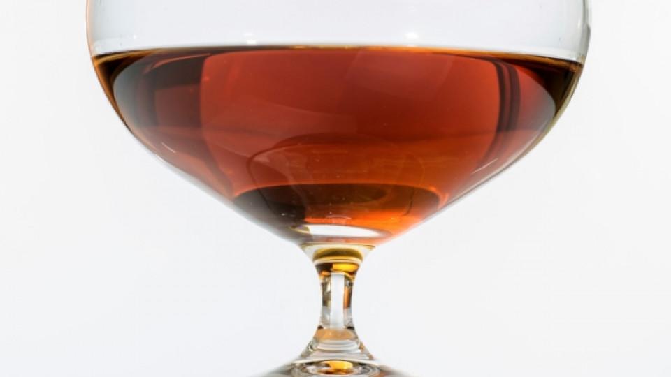Кехлибарената напитка арманяк