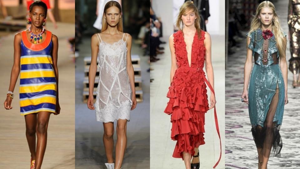 11 задължителни модни тенденции за пролет/лято 2016