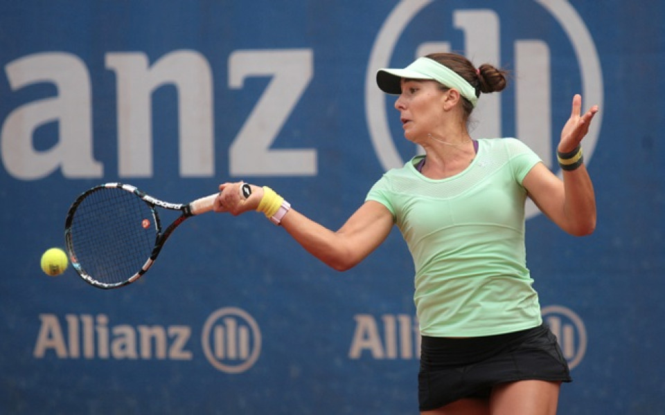 Елица Костова започна победеносно в Истанбул
