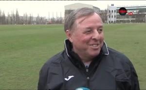 Тарханов: Искам Славия да усвои ясен стил на игра