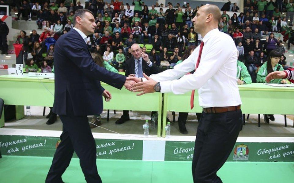 Дечев: Уважавам всички съперници, Ралчев: Разочарованието е голямо