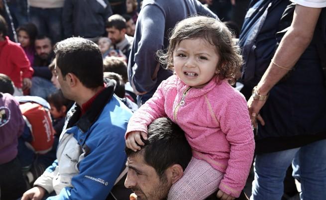 Австрия, Словения, Хърватия, Сърбия и Македония сложиха лимит на бежанците