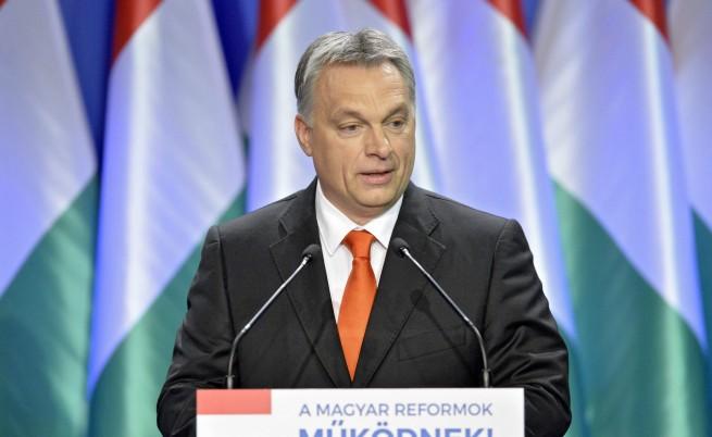 Орбан: Ще защитаваме страната си от Словения до Украйна