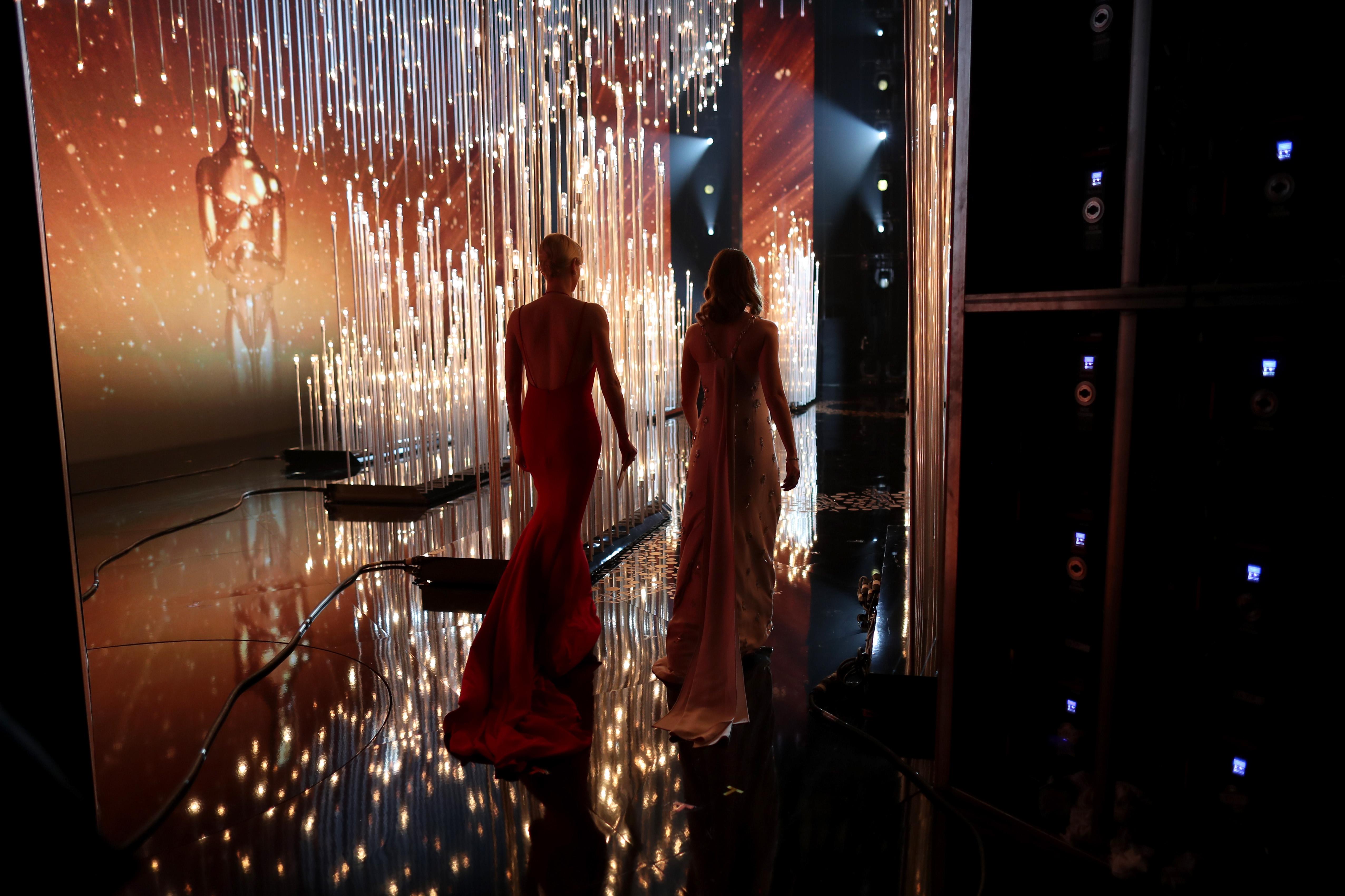 """Тази година за 88-и пореден път се проведе бляскавата церемония по връчването на тазгодишните престижни награди """"Оскар"""". Вижте какво се случи в """"Долби тиътър"""""""