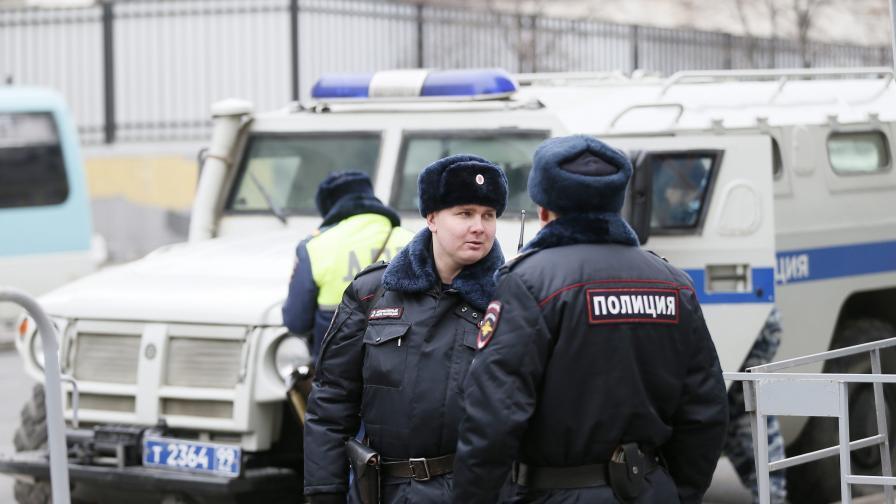 Убиха директор на Роскосмос в ареста в Москва