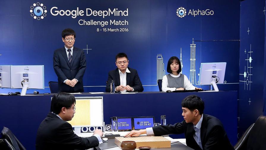 """Ново постижение за изкуствения интелект на """"Гугъл"""""""