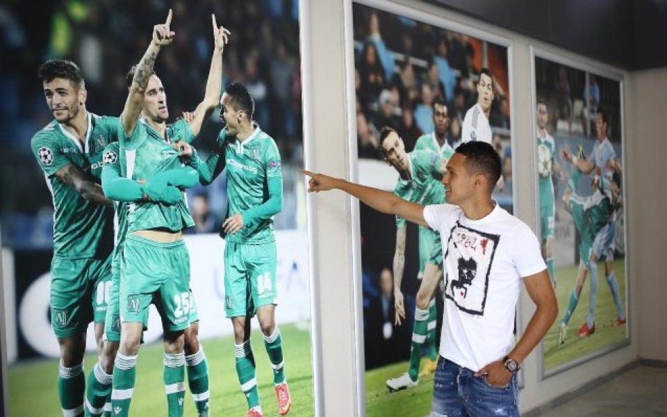 Марселиньо: Ще науча химна перфектно, 80% съм българин