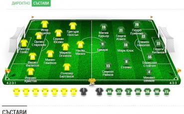 Лъчезар Балтанов стана Играч №1 в двубоя Ботев - Черно море