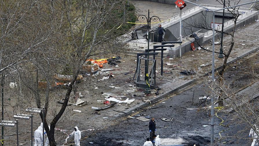 Германия: Нов атентат в Турция днес?