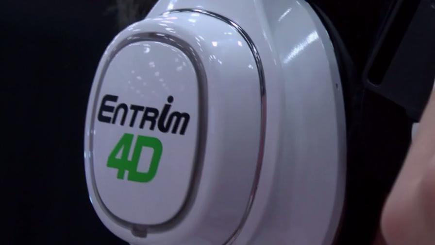 Вижте най-новото устройство за виртуална реалност