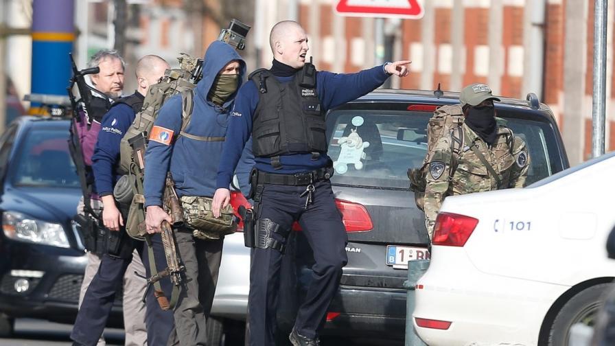 Убитият при престрелката в Брюксел е алжирец