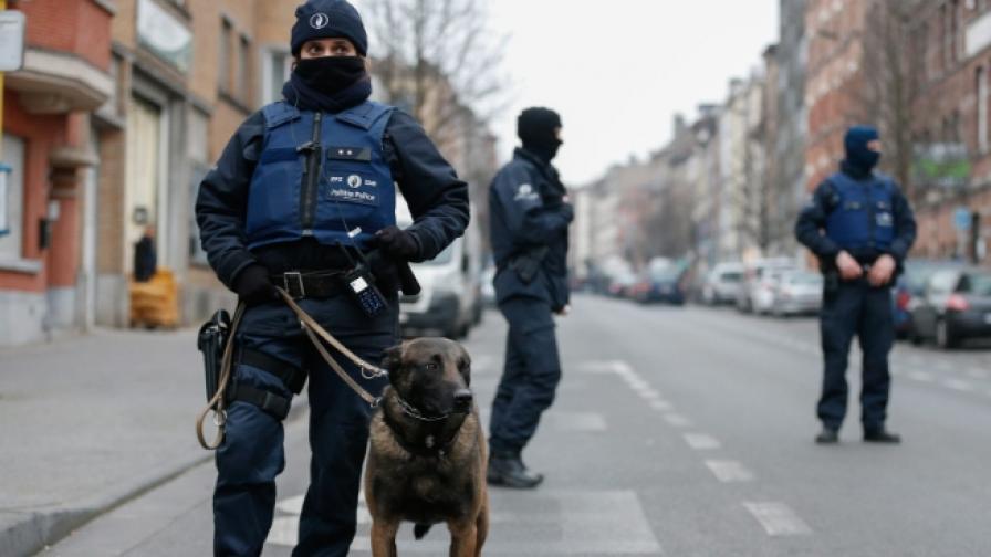 Хванаха главния организатор на атентатите в Париж