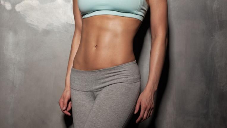 жена спорт фитнес