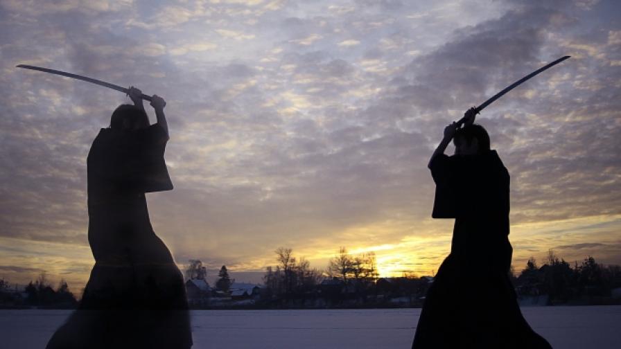 Чужденци се тълпят на прослушване за нинджи в Япония