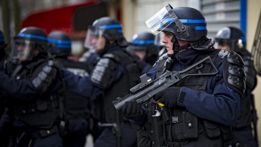 Арестуваха един от терористите в Брюксел
